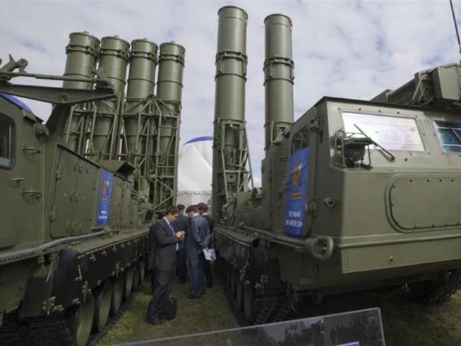 Nga bắt đầu chuyển giao S-300 cho Syria