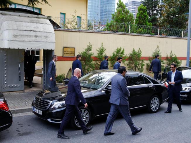 Nhà báo bị giết: Saudi Arabia định dời lãnh sự quán ở Istanbul