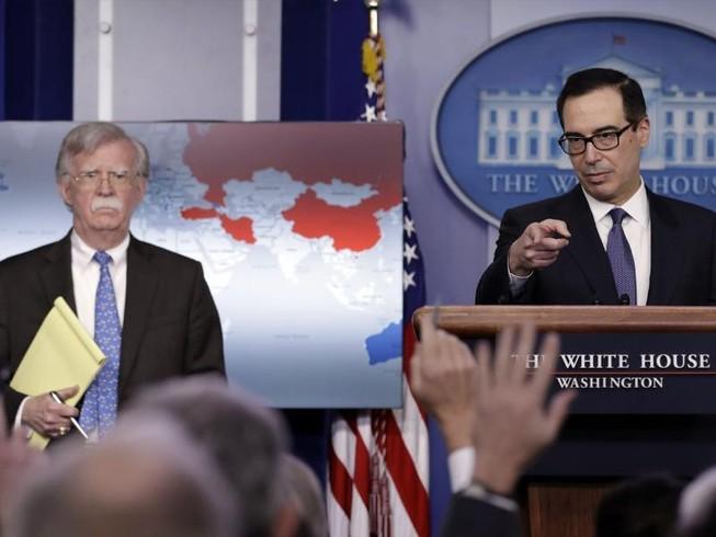 Mỹ trừng phạt tập đoàn dầu khí quốc gia Venezuela