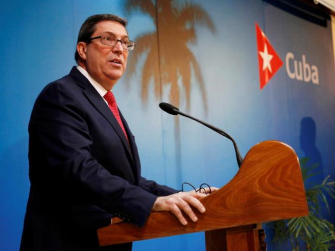 Cuba bác tin triển khai quân đến Venezuela