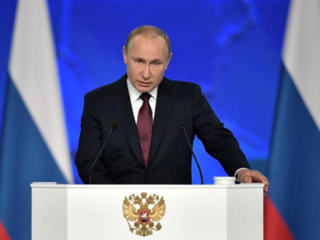 Ông Putin: Có thể đưa tên lửa hạt nhân siêu thanh đến gần Mỹ