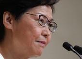 Trưởng đặc khu Hong Kong: Trung Quốc không ngăn tôi từ chức!