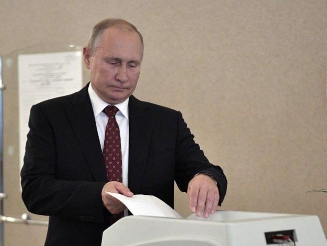 Nga: Bầu cử địa phương diễn ra sau đợt biểu tình lớn tháng 7