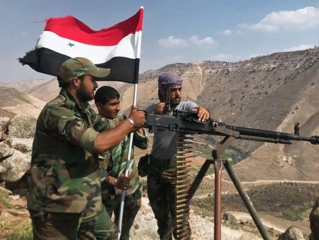 Người Kurd bật đèn xanh, quân Syria kéo đánh quân Thổ Nhĩ Kỳ