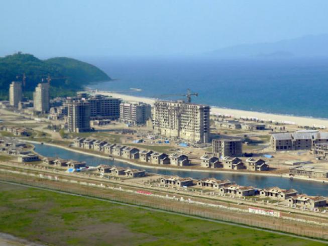 Mỹ đề nghị đầu tư khu du lịch cho Triều Tiên