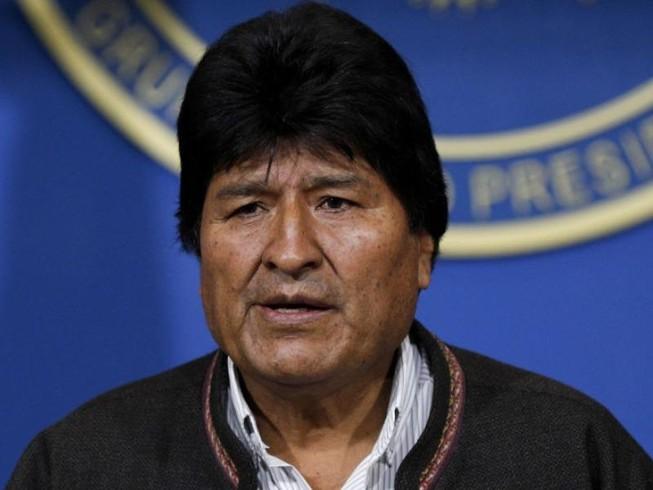Tổng thống, Phó Tổng thống Bolivia cùng từ chức