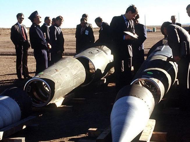 Nga-Mỹ gặp nhau về hiệp ước cắt giảm vũ khí New START