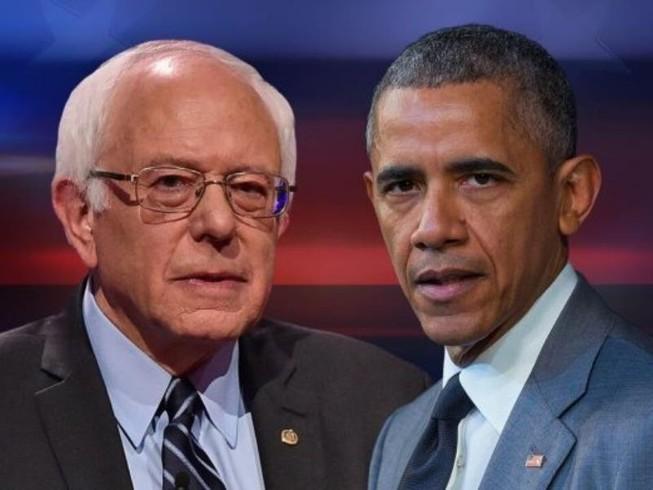 Ông Obama sẽ chặn ông Sanders giành đề cử của đảng Dân chủ?