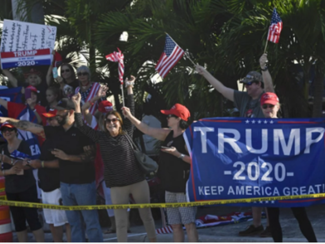 Phe Cộng hòa ra báo cáo 123 trang chuyện luận tội ông Trump