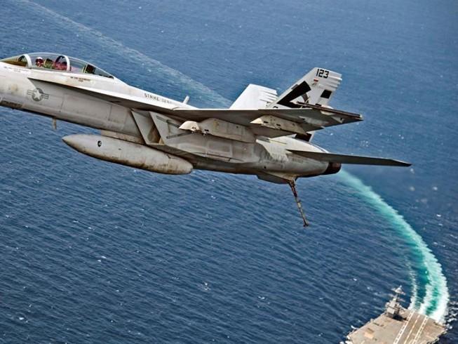 Hải-không quân Mỹ lập mạng lưới chung đối phó Nga, Trung Quốc