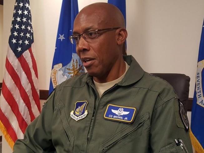 2 tướng Mỹ nói về chuyện tuần tra biển Đông của Không quân Mỹ