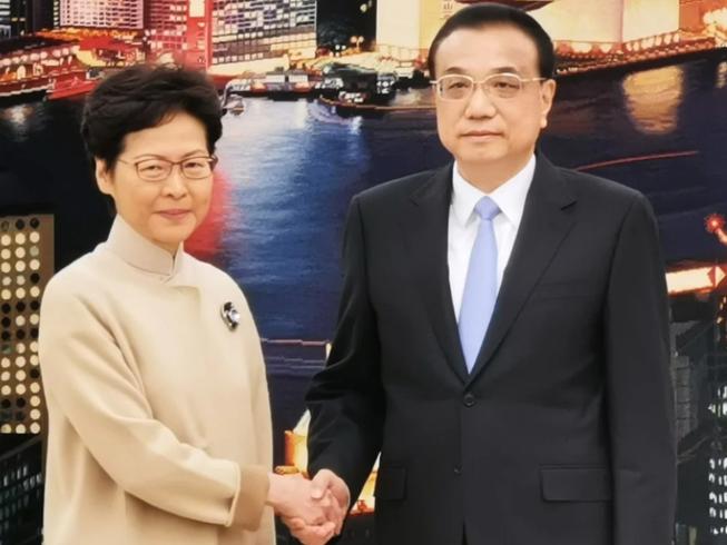 Thủ tướng Lý lệnh bà Lâm sửa chữa các vấn đề xã hội Hong Kong