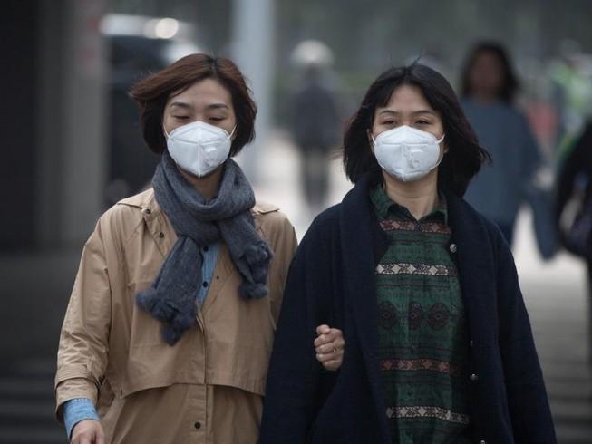 Đang có lo ngại virus Vũ Hán sẽ lây lan mạnh trong mùa Tết. Ảnh: SCMP