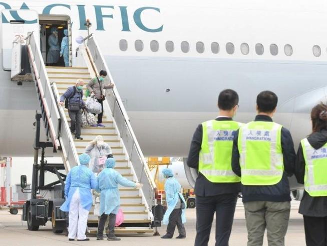 Hàng không châu Á có thể sẽ mất 27,8 tỉ USD vì dịch COVID-19. Ảnh: THX