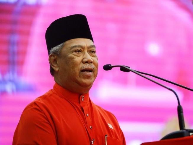 Cựu Phó Thủ tướng Malaysia, Chủ tịch đảng chính trị PPBM Muhyiddin Yassin vừa được Vua Malaysia chọn làm thủ tướng mới. Ảnh: EPA