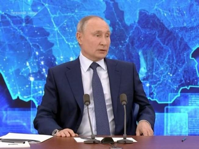 Ông Putin: Nếu Nga can thiệp, sao năm nay ông Trump thua?