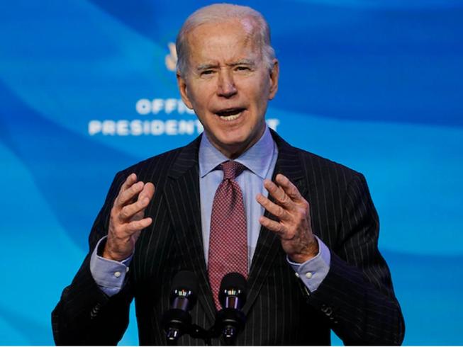 Ông Biden đề xuất gói chi tiêu khổng lồ 1.900 tỉ USD