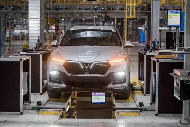 Đã có 10.000 đơn đặt mua xe Vinfast, dự kiến ra mắt 12 mẫu mới