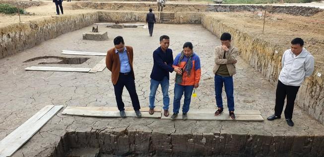 Bãi cọc Bạch Đằng được phát hiện từ nhiều năm trước