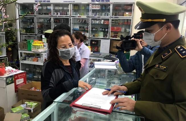 Quảng Ninh, Hải Phòng quản lý chặt giá khẩu trang y tế