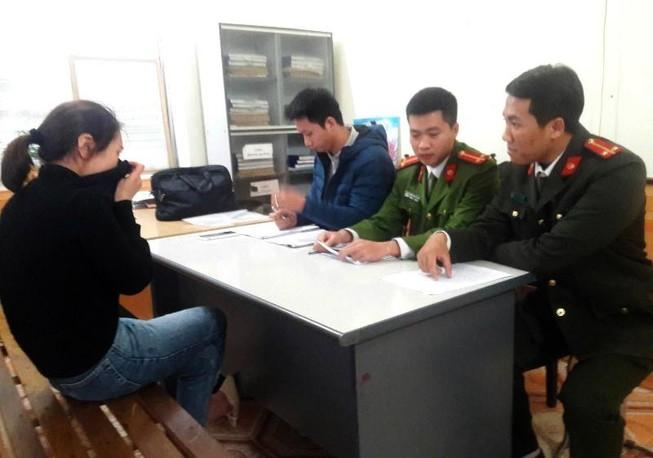 Bị phạt vì tung tin 'người Trung Quốc lăn ra tại công ty'