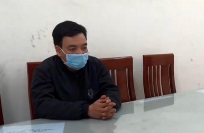 Phạm Bá Mười bị khởi tố cho tại ngoại để điều tra về tội chống người thi hành công vụ.