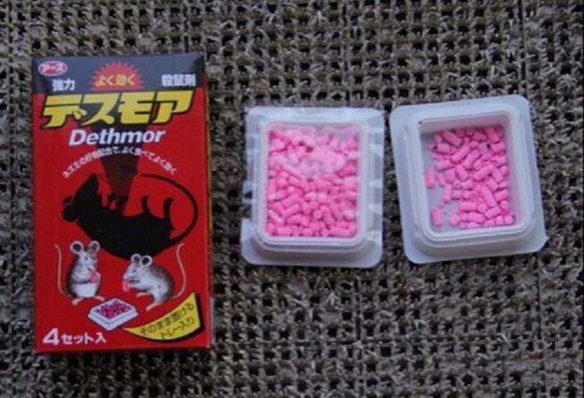 Tưởng là kẹo, cụ ông 91 tuổi ăn nhầm 20 viên thuốc chuột