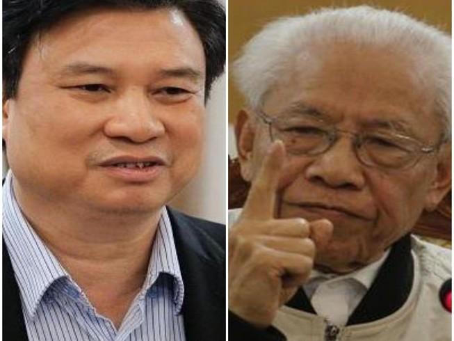 Tranh cãi gay gắt giữa GS Hồ Ngọc Đại và Bộ GD&ĐT