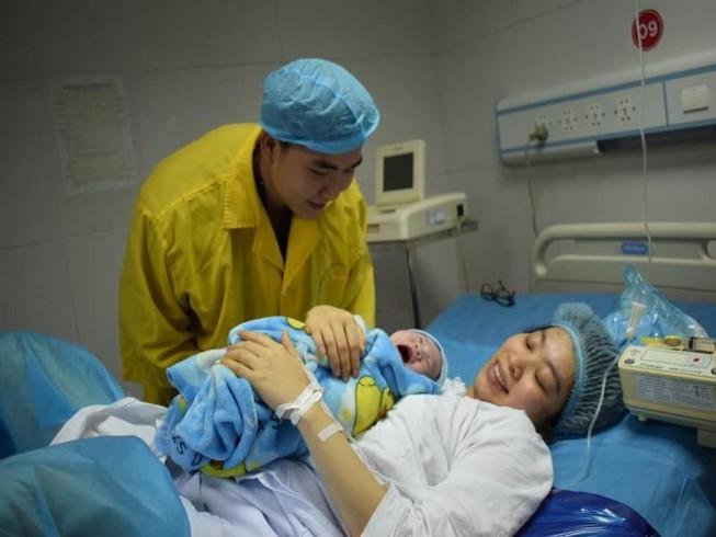 Nhiều bệnh viện miền Bắc đón bé chào đời đầu năm Canh Tý 2020
