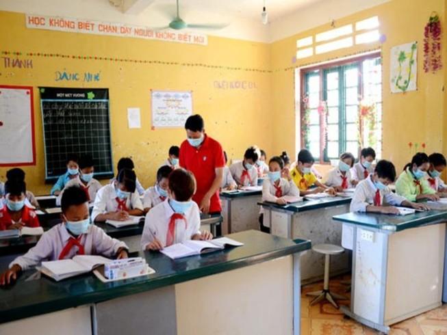 Đề nghị các trường lấy ý kiến phụ huynh HS về việc đi học lại
