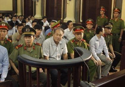 Đại án 9.000 tỉ: Trần Ngọc Bích phủ nhận việc cho vay tiền tỉ