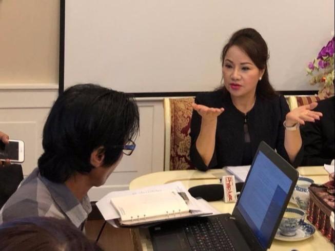 Vì sao bà Chu Thị Bình không kiện Eximbank?