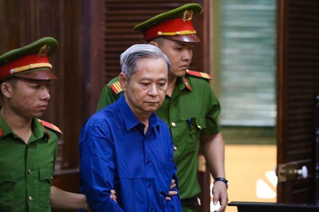Ông Nguyễn Hữu Tín: 'Bị cáo xin chấp nhận, không oan sai gì'