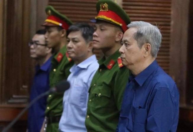 Ông Nguyễn Hữu Tín nhận trách nhiệm người lãnh đạo cao nhất