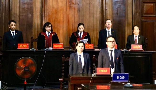 Ông Nguyễn Hữu Tín bị tuyên phạt 7 năm tù