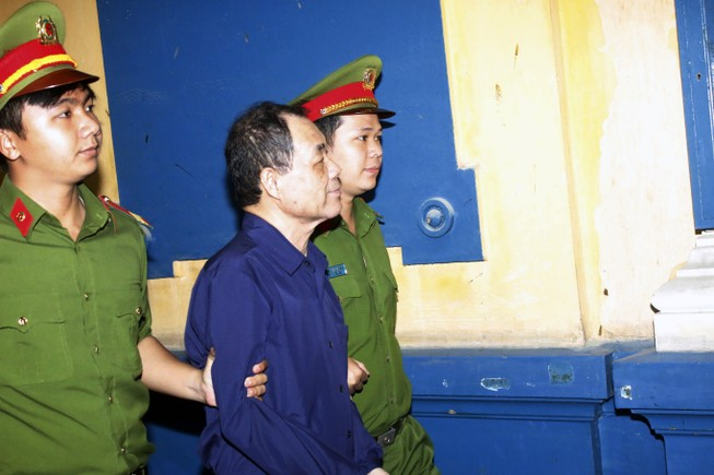 Bộ Công an tiếp tục đề nghị truy tố ông Trầm Bê