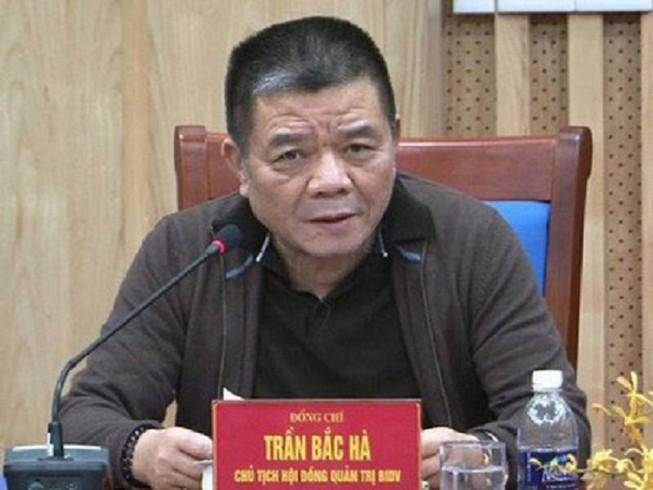 Phong tỏa nhiều tài sản của ông Trần Bắc Hà tại Lào