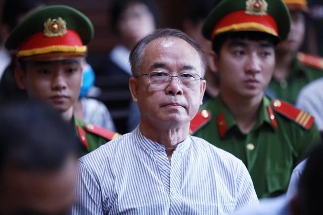 Ông Nguyễn Thành Tài tiếp tục hầu tòa cùng nữ đại gia