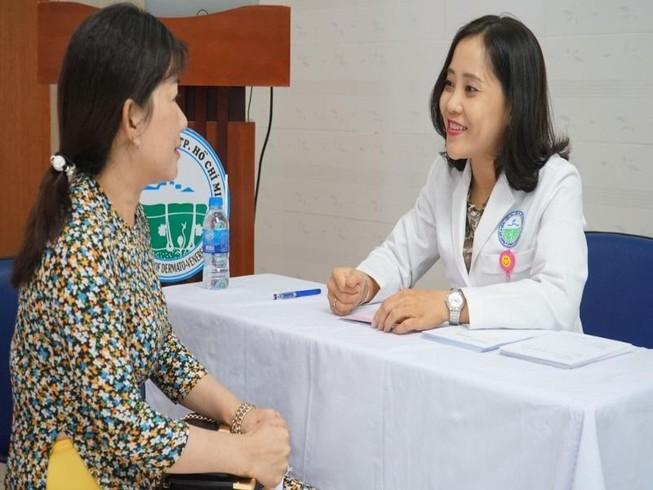 Tư vấn chăm sóc da miễn phí cho thầy cô giáo tại TP.HCM