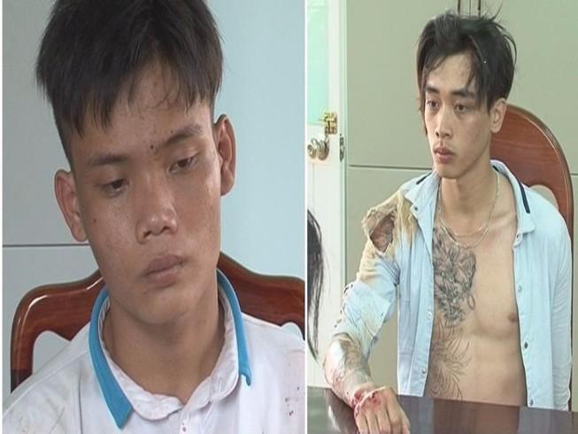2 kẻ trộm chống trả công an khi bị truy đuổi