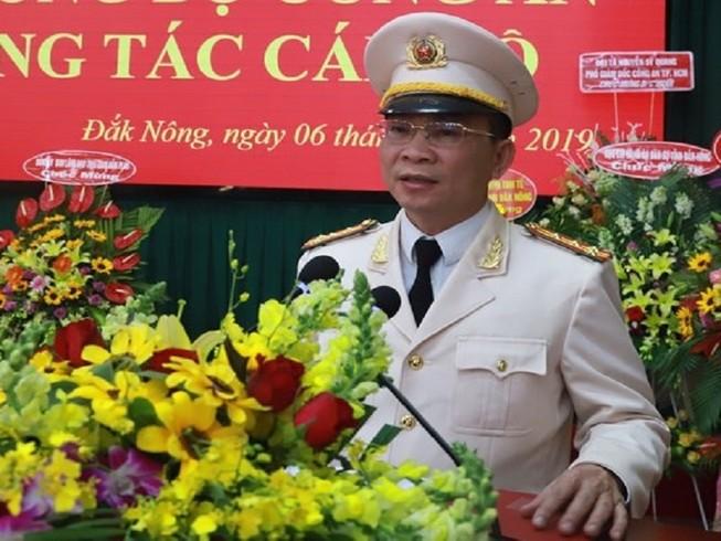Đắk Nông có tân giám đốc công an