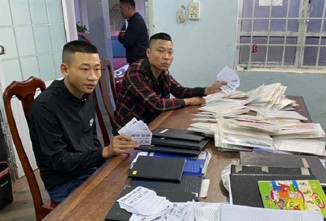 Nhóm người Hải Phòng cho vay lãi nặng ở Đắk Lắk