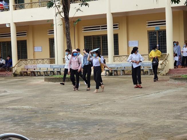 Gia Lai: Học sinh, sinh viên đi học trở lại từ ngày 1-3