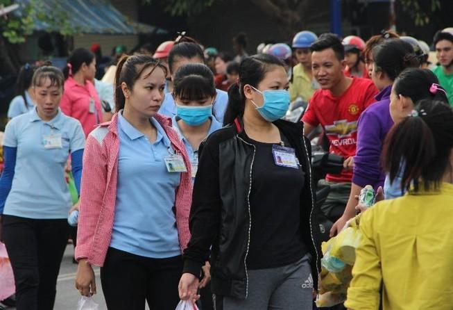 Bình Dương đề nghị người Trung Quốc nghỉ tết hết ngày 15-2