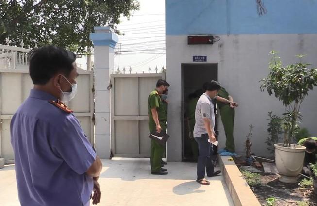 Bị đồng nghiệp đâm chết vì 'làm việc không gọn gàng'