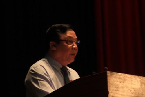Phó Chủ tịch QH: 'Tham nhũng  cản trở sự phát triển của đất nước'