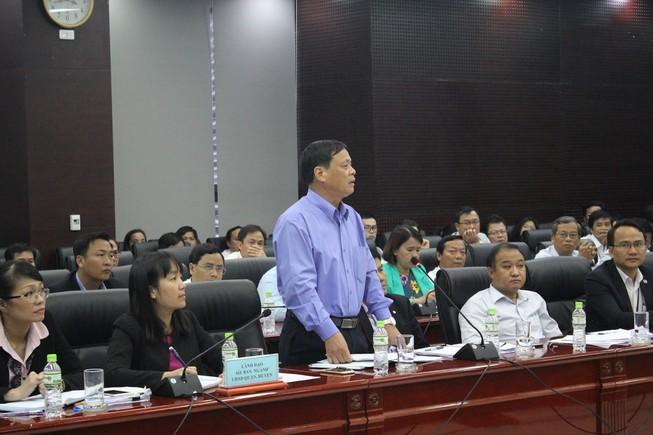 Nguyên PGĐ Sở ngoại vụ kiến nghị việc điều động