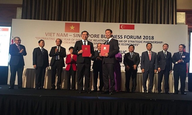 Các tập đoàn lớn của Singapore sẽ 'đổ bộ' vào Đà Nẵng