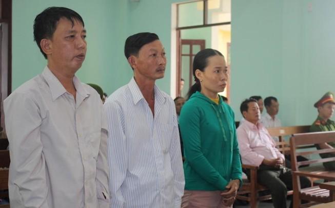 2 vợ chồng phá rừng lãnh án 7 năm tù