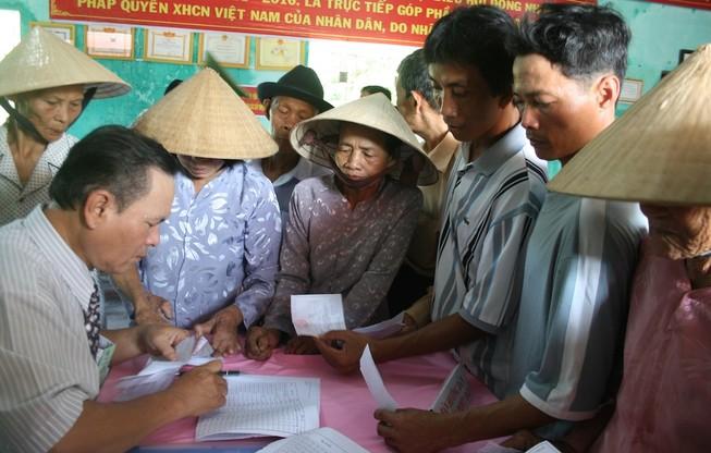 Phụ nữ đơn thân tại Đà Nẵng được hỗ trợ tiền ăn Tết